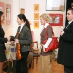 ólomüveg és tűzzománc kiállítás
