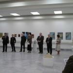 ólomüveg kiállítás